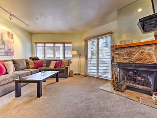 Park City Condo - Just Steps to Ski Lifts!