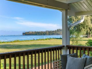 Magnificent Views of Hanalei Bay