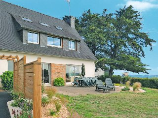 6 bedroom Villa in Plestin-les-Greves, Brittany, France : ref 5436325
