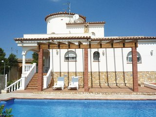 3 bedroom Villa in L'Ampolla, Catalonia, Spain : ref 5538803