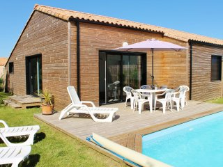 3 bedroom Villa in Saint-Jean-d'Orbetiers, Pays de la Loire, France - 5557040