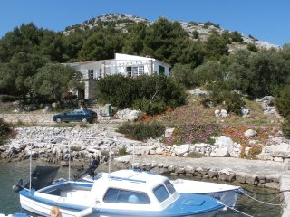 Two bedroom house Pasjak - Telascica, Dugi otok (K-877)