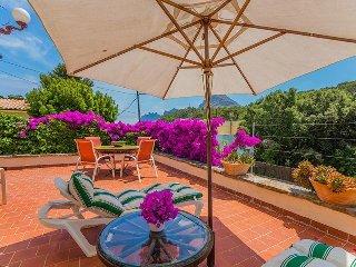 3 bedroom Villa in Cala San Vicente, Balearic Islands, Spain : ref 5503137