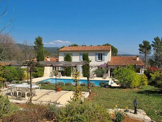 3 bedroom Villa in Fayence, Provence-Alpes-Côte d'Azur, France : ref 5437045