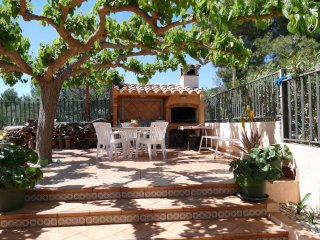 3 bedroom Villa in Les Cases d'Alcanar, Catalonia, Spain : ref 5550703