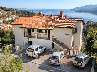 Three bedroom apartment Rabac, Labin (A-9670-a)