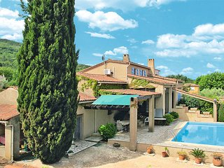 3 bedroom Villa in Gonfaron, Provence-Alpes-Côte d'Azur, France : ref 5437072