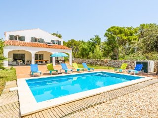 4 bedroom Villa in Cala Galdana, Balearic Islands, Spain : ref 5334215