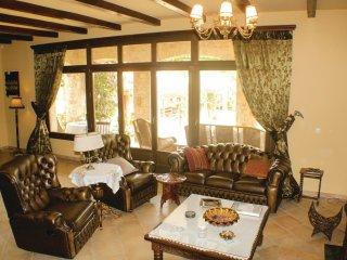 4 bedroom Villa in Zoúmperi, Attica, Greece : ref 5535695