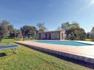 3 bedroom Villa in Pitigliano, Tuscany, Italy : ref 5536180