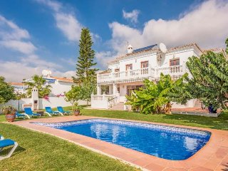 6 bedroom Villa in San Juan de Capistrano, Andalusia, Spain : ref 5472786