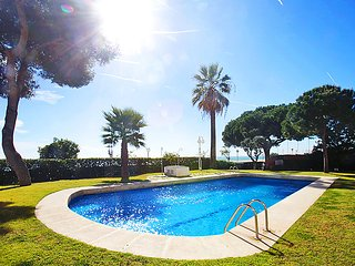 3 bedroom Apartment in Caldes d'Estrac, Catalonia, Spain : ref 5698512