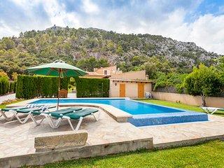 3 bedroom Villa in Pollença, Balearic Islands, Spain : ref 5049357