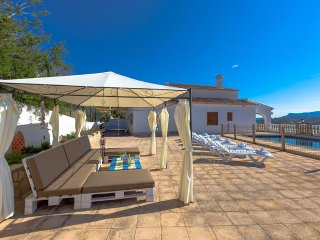 4 bedroom Villa in Moraira, Valencia, Spain : ref 5310852