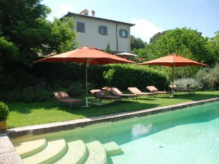 5 bedroom Villa in Viterbo, Latium, Italy : ref 5218284