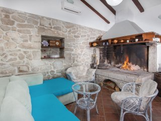 3 bedroom Villa in Flengi, Istria, Croatia : ref 5520488