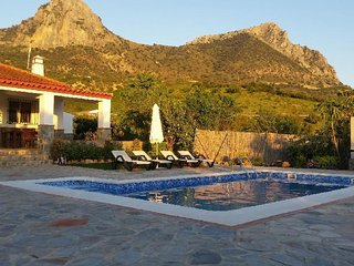 2 bedroom Villa in El Gastor, Andalusia, Spain : ref 5392585