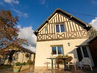 2 bedroom Villa in Hennequeville, Normandy, France : ref 5046537