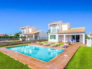 3 bedroom Villa in Cala'N Blanes, Balearic Islands, Spain : ref 5669602