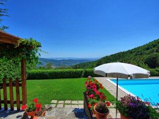 1 bedroom Villa in Cortona, Tuscany, Italy : ref 5241556