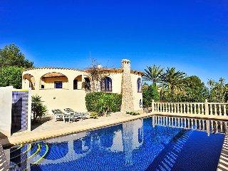 3 bedroom Villa in Benitachell, Valencia, Spain : ref 5044547