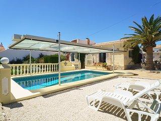 2 bedroom Villa in Xabia, Valencia, Spain : ref 5557191