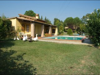 2 bedroom Villa in Perelli, Tuscany, Italy : ref 5239785