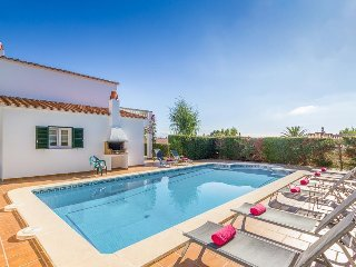 5 bedroom Villa in Torre Soli Nou, Balearic Islands, Spain : ref 5334712