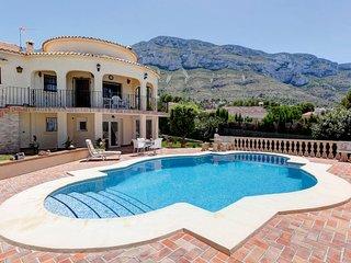 3 bedroom Villa in Denia, Valencia, Spain : ref 5401056