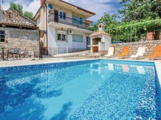3 bedroom Villa in Baretići, Primorsko-Goranska Županija, Croatia : ref 5521019