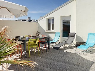 3 bedroom Villa in Plobannalec-Lesconil, Brittany, France : ref 5046727