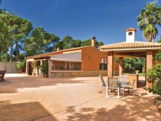 4 bedroom Villa in Llucmajor, Balearic Islands, Spain : ref 5534177