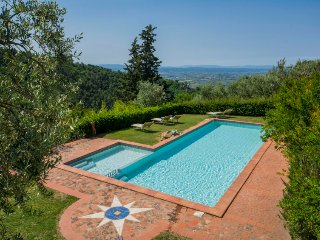3 bedroom Apartment in Rinecchi, Tuscany, Italy - 5697216