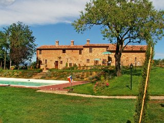 2 bedroom Apartment in Montepulciano, Tuscany, Italy : ref 5313666