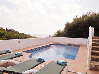 2 bedroom Villa in Binibèquer Vell, Balearic Islands, Spain : ref 5455874