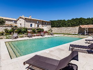 3 bedroom Villa in Contadour, Provence-Alpes-Cote d'Azur, France : ref 5051472