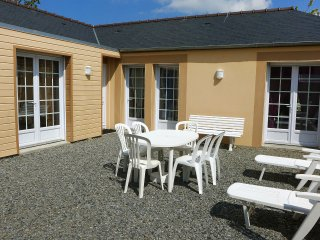 3 bedroom Villa in Courtoisville, Brittany, France : ref 5557460
