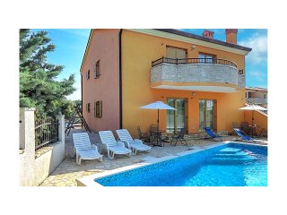 5 bedroom Villa in Šegotići, Istria, Croatia : ref 5537146