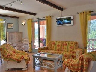 3 bedroom Villa in Le Colombier, Provence-Alpes-Côte d'Azur, France : ref 55409