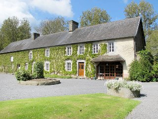 5 bedroom Villa in Saint-Jean-de-Savigny, Normandy, France : ref 5442048