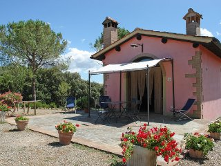 2 bedroom Villa in Certaldo, Tuscany, Italy : ref 5477693