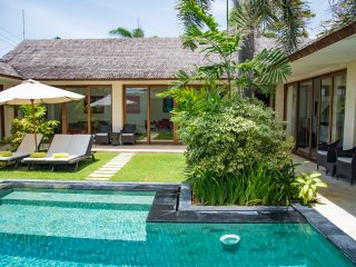 3 Bedroom Villa with Private Pool, Canggu - Perfect Location - Modern & Spacious