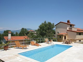 2 bedroom Villa in Kršan, Istria, Croatia : ref 5520308