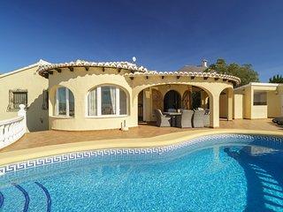 3 bedroom Villa in Benitachell, Valencia, Spain : ref 5044556