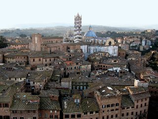 2 bedroom Apartment in Siena, Tuscany, Italy : ref 5034062