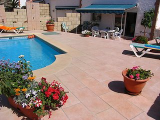 3 bedroom Villa in Poris de Abona, Canary Islands, Spain : ref 5043405
