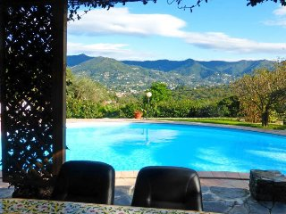 5 bedroom Villa in San Michele di Pagana, Liguria, Italy : ref 5218156