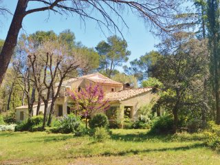 4 bedroom Villa in La Cride, Provence-Alpes-Cote d'Azur, France : ref 5545420