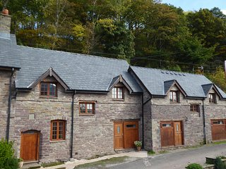 Bryn Bwthyn - Lovely Holiday House on the Mountain above Hay-on-Wye