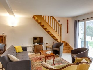 3 bedroom Villa in Saint-Philibert, Brittany, France : ref 5570361